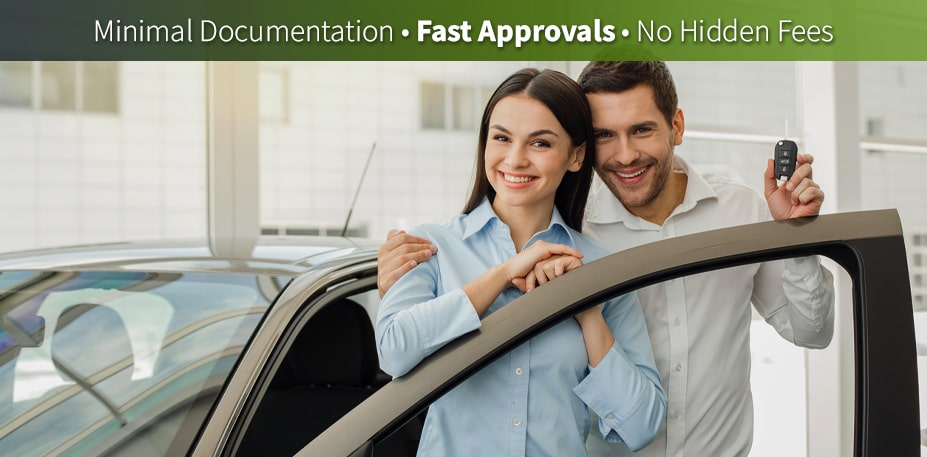 auto title loan requirements